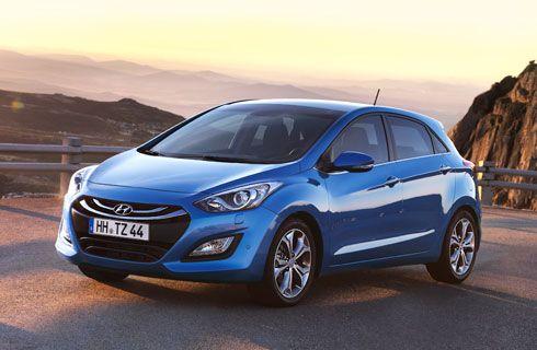 Se viene el nuevo Hyundai i30