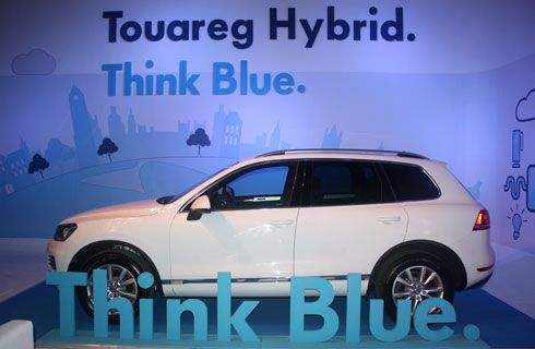Volkswagen Touareg Hybrid en Argentina