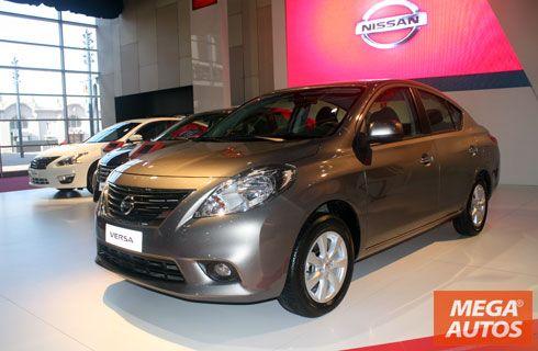 Salón de Buenos Aires: Nissan anunció el lanzamiento del Versa