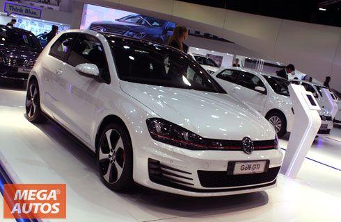 Nuevo Golf, Up! y Taigun, entre las novedades de VW