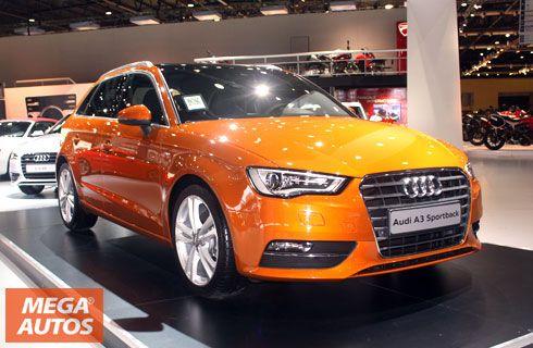 Audi presentó el A3 Sportback, desde U$S 38.300