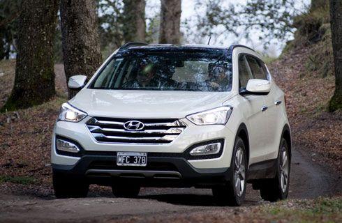 Nueva Hyundai Santa Fe en Argentina