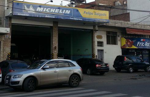 Michelin inauguró dos nuevos Truck Center