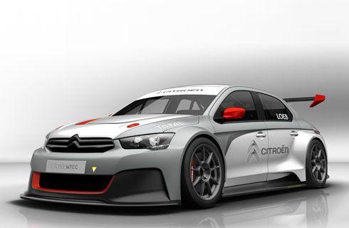 Citroën C-Elysée: la máquina de Loeb para el WTCC