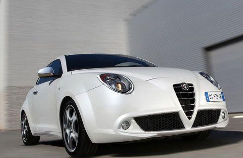 Alfa Romeo MiTo, al tope de la preferencia en Julio