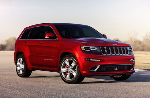 El Jeep Grand Cherokee SRT ya está a la venta en Argentina