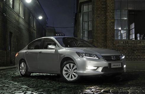 Honda presentó el Nuevo Accord V6 en Argentina