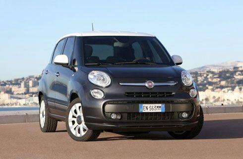 El Fiat 500L y el Jeep Cherokee, Top Safety Pick del IIHS
