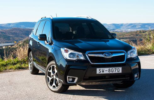 El Subaru All New Forester llegó a la Argentina