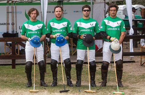 Ganate la camiseta de La Natividad Amarok Polo Team