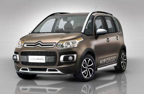 Los Citroën C3 Picasso y C3 Aircross se actualizan