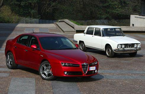 Alfa Romeo Giulia, se viene el reemplazo del 159