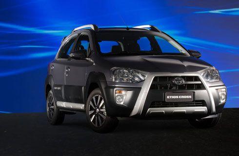 El Toyota Etios Cross costará $115.000 en Argentina