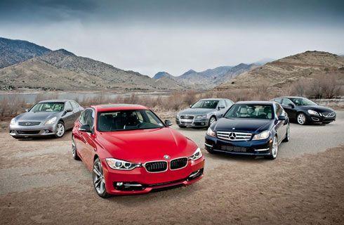 Avanza el impuestazo a los autos de alta gama