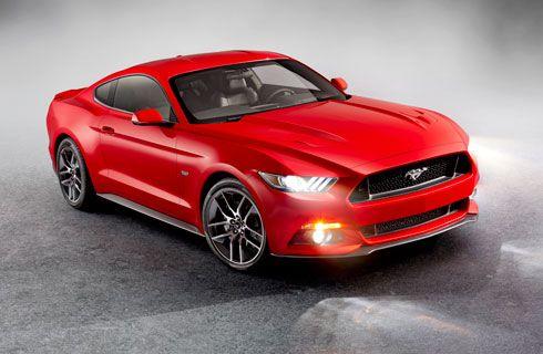 El Ford Mustang se renueva para festejar sus 50 años