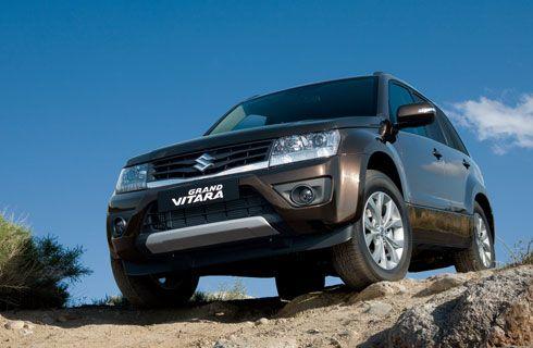 Suzuki Argentina lanzó la nueva Grand Vitara