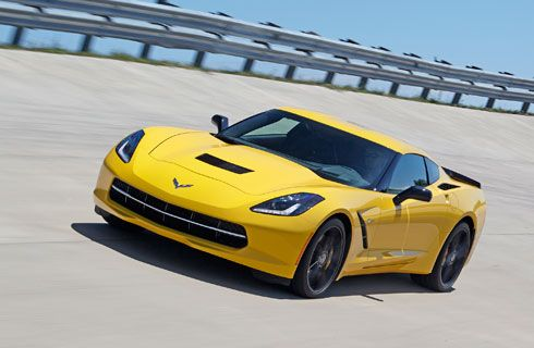 El Corvette Stingray es el Auto del Año en Norteamérica