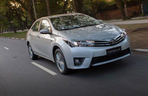 El Nuevo Toyota Corolla llega a la Argentina desde $175.000