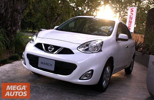 Nissan March 2014 en Argentina, desde $124.600