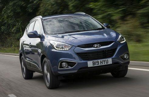 El nuevo Hyundai Tucson llegó al mercado argentino