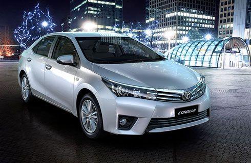 Ya están los precios del Nuevo Toyota Corolla
