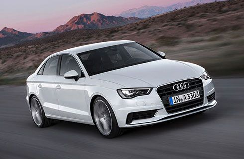 El Audi A3 fue elegido como el Auto del Año 2014