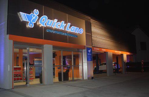 Ford inauguró la primera sucursal de Quick Lane en Pilar