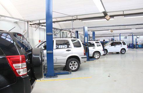 Suzuki Argentina inauguró su primer Concesionario Integral