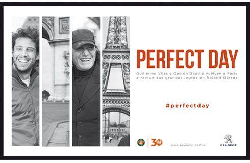 Perfect Day, el documental de Peugeot sobre Vilas y Gaudio
