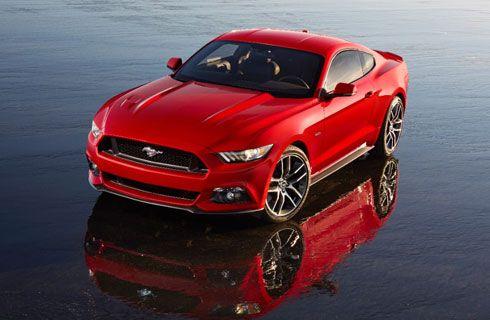 El diseño del Mustang evolucionó, pero conservando su ADN