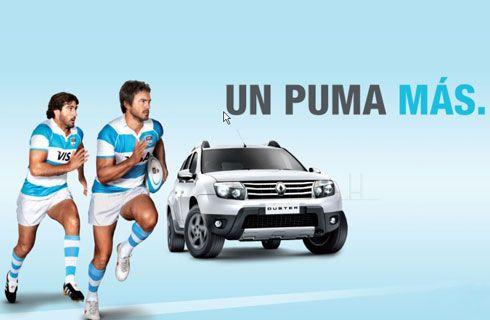 Renault continúa como Sponsor Oficial de Los Pumas