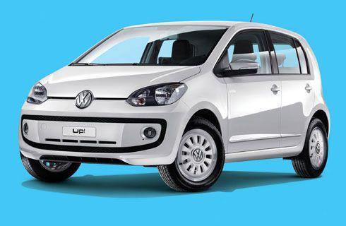 Con precios confirmados, el VW up! ya desembarcó en el país
