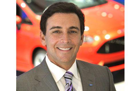Mark Fields es el nuevo presidente y CEO de Ford Motor Company