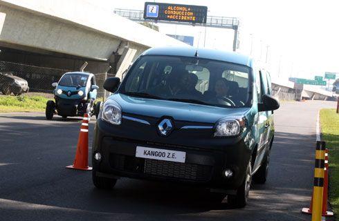 Los autos eléctricos, más cerca de la Argentina