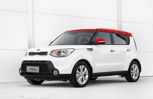 El Kia Soul bicolor llega con más estilo que nunca
