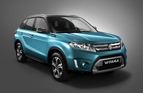 Suzuki presentará la Nueva Vitara en el Salón de París