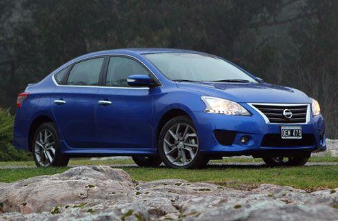 Nissan presentó el Nuevo Sentra en Argentina