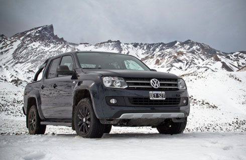 Amarok Dark Label, edición aventurera de la pick-up alemana