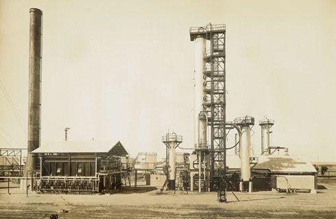 Shell cumple 100 años en el país