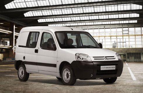 Citroën lanzó la Berlingo Furgón Mixto