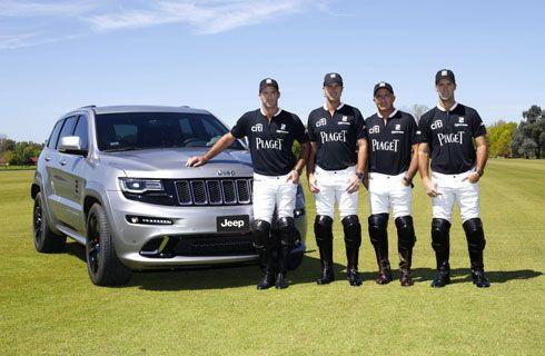 Jeep, vehículo oficial de Ellerstina Piaget Polo Team