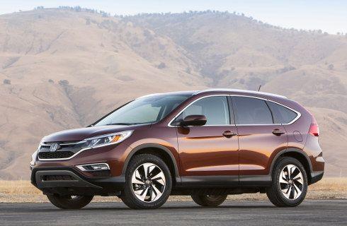 Honda renovó el CR-V, su SUV estrella