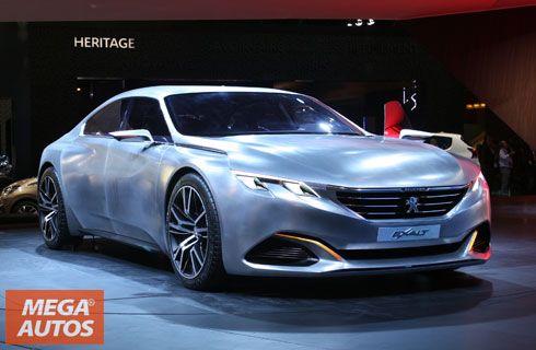 Peugeot Exalt: una mirada al futuro