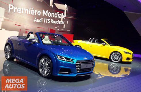 Premios para los Audi TT y A3 Sportback e-tron