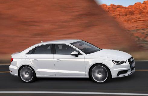 Audi lanzó el A3 Sedán, que se vende a 83.900 dólares