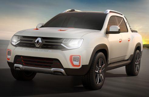 Renault Duster Oroch, la pick up del rombo