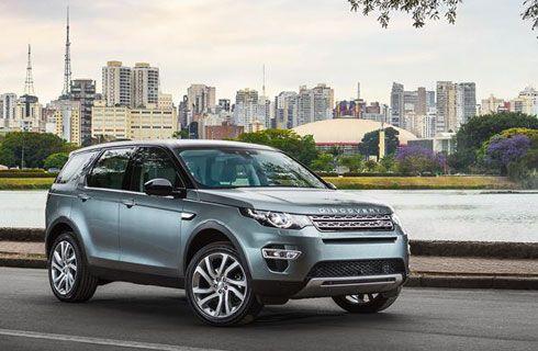 Land Rover fabricará el Discovery Sport en Brasil