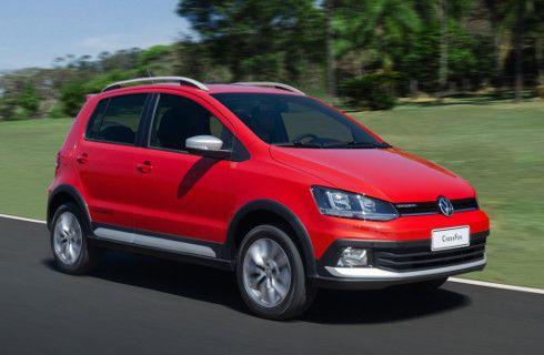 Se viene el nuevo Volkswagen CrossFox