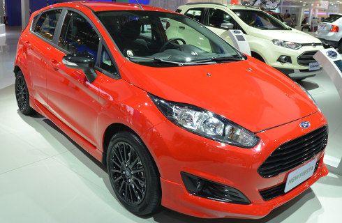 El Ford Fiesta brasileño ya tiene versión Sport