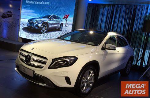 La Mercedes-Benz GLA ya se vende en Argentina